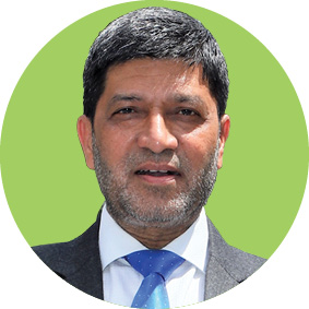 Dr Ashok Dalwai, IAS